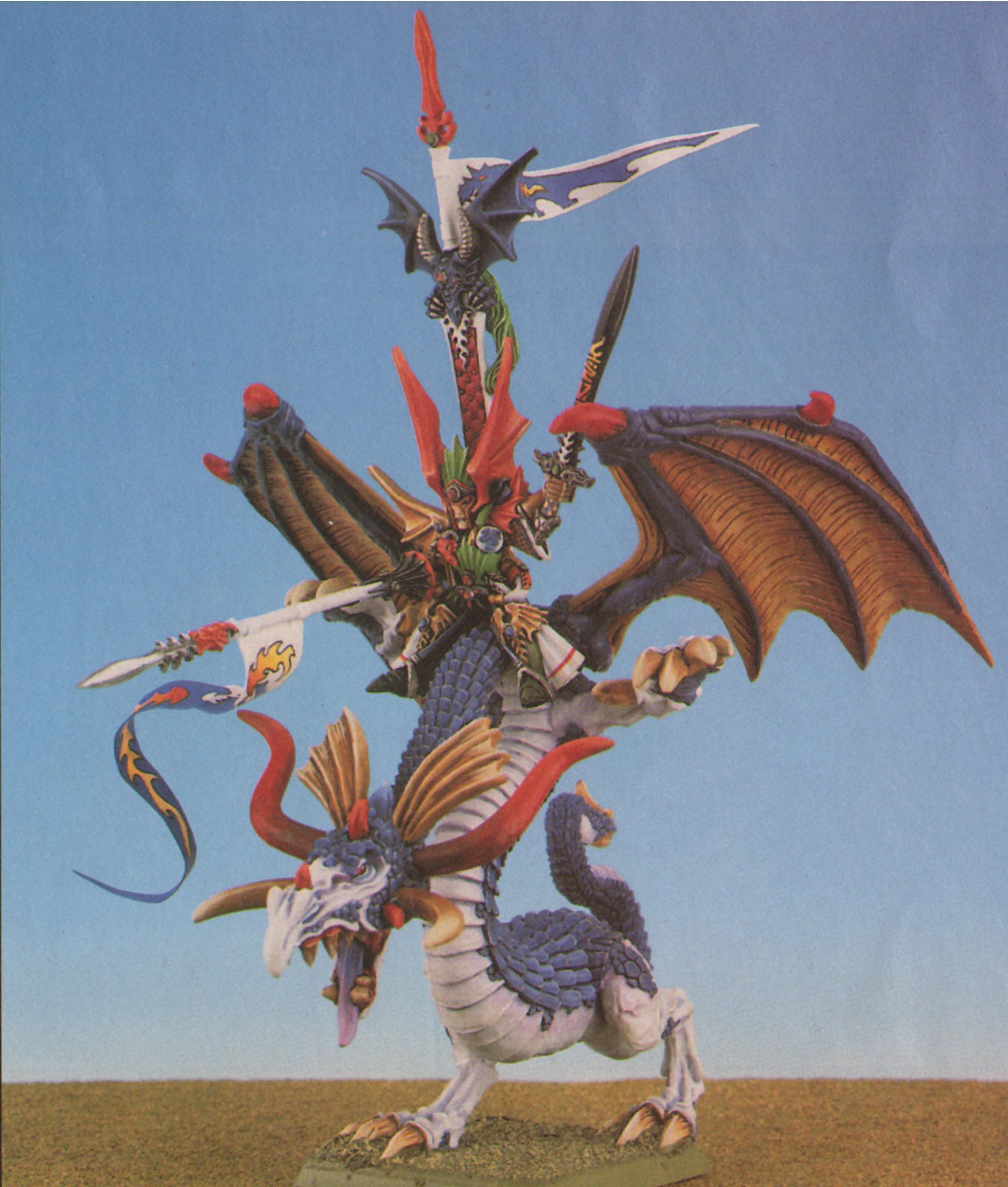 fantasy dragons warhammer high - photo #11