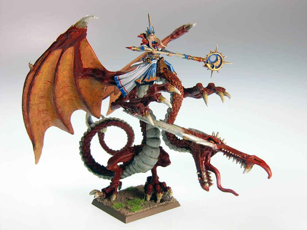 fantasy dragons warhammer high - photo #18