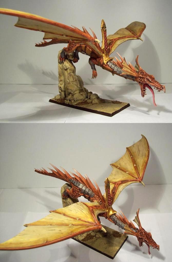 fantasy dragons warhammer high - photo #20